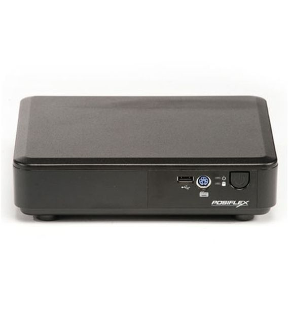 POS-компьютер Posiflex TX-4200-B-RT черный, Intel Cedar View D2550 1.86GHz, HDD, 2 GB DDR3 RAM, 80W_2
