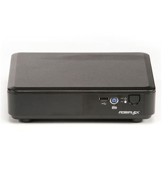 POS-компьютер Posiflex TX-4200-B-RT черный, Intel Cedar View D2550 1.86GHz, SSD, 2 GB DDR3 RAM, 80W